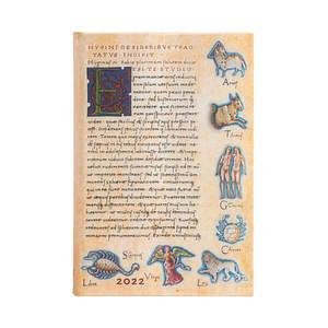 Paperblanks Astronomica De Sideribus Tractatus 2022 Diary Mini - Front