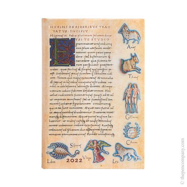 Mini Paperblanks De Sideribus Tractatus 2022 Diary 2022 Diary