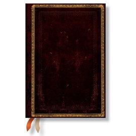 Paperblanks Foiled Leather Midi 2016 Horizontal Diary - 1