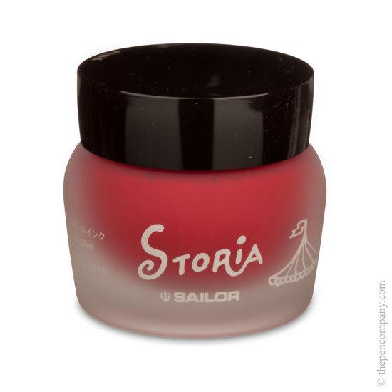 Sailor Storia Dancer Pink Pigment Ink - 1