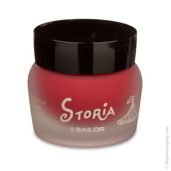 Sailor Bottled Storia Pigment Ink