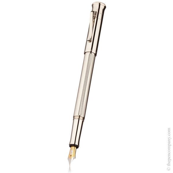 Platinum Graf von Faber-Castell Classic Fountain Pen 18K Gold - Medium