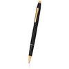Black/Gold Cross Classic Century Rollerball Pen - 1
