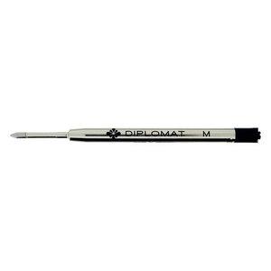 Diplomat Ballpoint Pen Refill Black