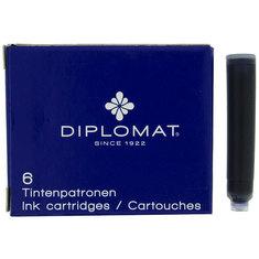 Diplomat Fountain Pen Cartridges Blue
