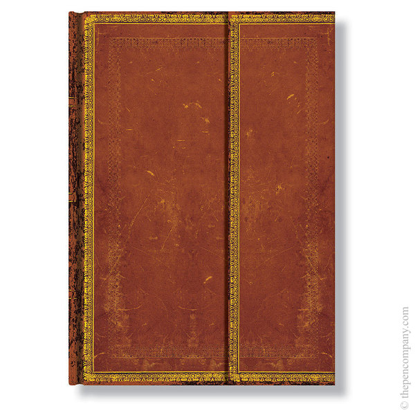 Midi Paperblanks Old Leather Address Book