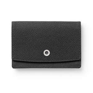 Black Graf von Faber-Castell Business Card Case Holder - 1