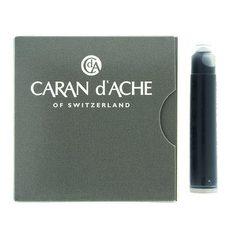Caran d'Ache Fountain Pen Cartridges Black