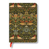 Lined Midi Paperblanks William Morris Birds Journal - 1