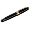 Sailor King Professional Gear Fountain Pen Black with Gold Trim - 3