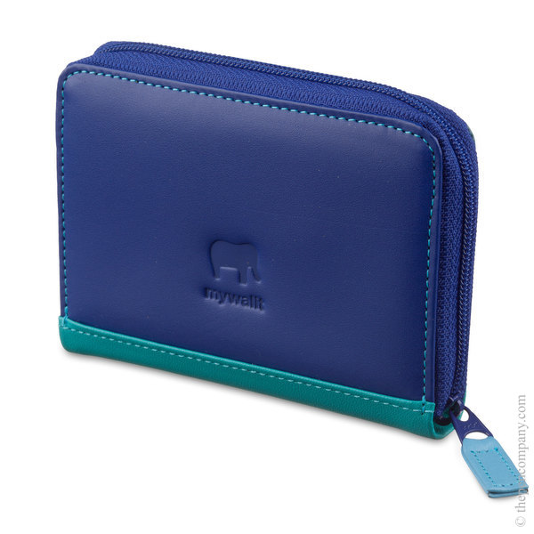 Seascape Mywalit Zipped Credit Card Holder Card Holder