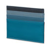Smokey Grey Mywalit 160 Double Sided Credit Card Holder - 1