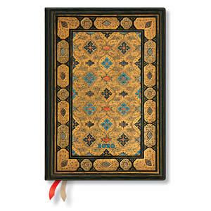 Midi Paperblanks Shiraz 2020 Diary Horizontal Week-to-View - 1