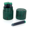 Visconti Fountain Pen Ink Cartridges Green - 1