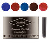 Diamine Sovereign Selection Fountian Pen Cartridges - 1