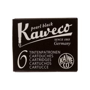 Pearl Black Kaweco Fountain Pen Cartridges - 1