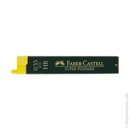 HB 0.3mm Faber-Castell Leads - 1