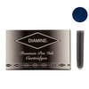 Diamine Midnight Fountian Pen Cartridges 18 Pack - 1