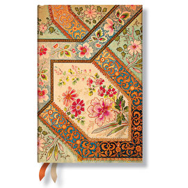 Paperblanks Filigree Floral Ivory 2015-16 academic diary - 4