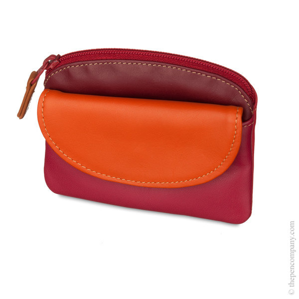 Berry Blast Mywalit Coin Purse with Flap