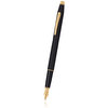 Black/Gold Cross Classic Century Fountain Pen - 1