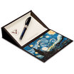 Visconti New Van Gogh Fountain Pen Starry Night Blue-Medium Nib - 5 - 1