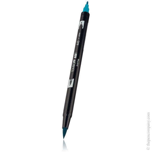 443 Turquoise Tombow ABT Brush Pen