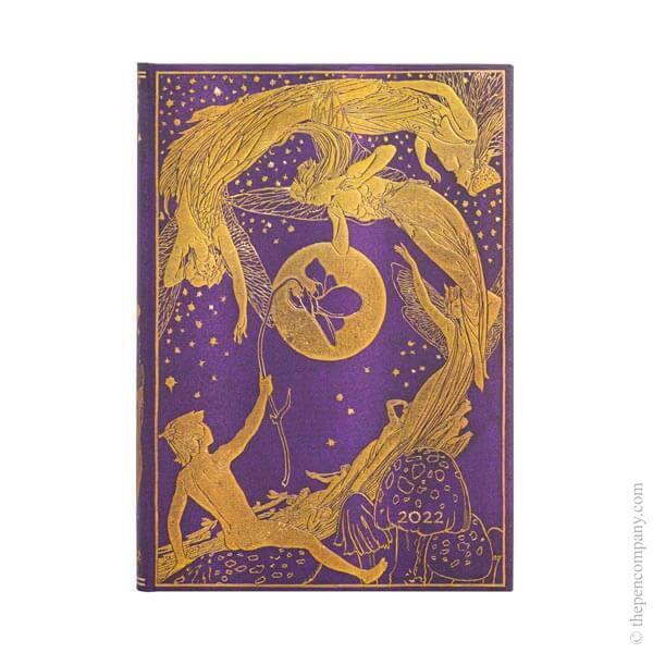 Midi Paperblanks Lang's Fairy Books 2022 Diary 2022 Diary