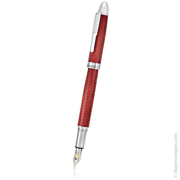 Conklin Herringbone Fountain Pen