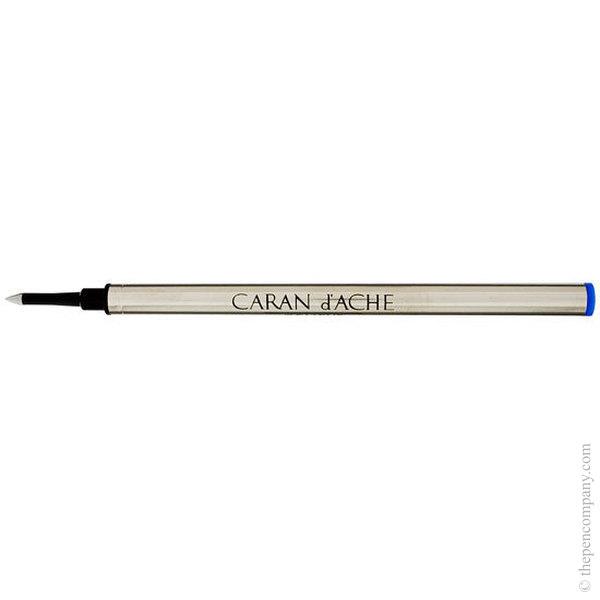 Blue Caran d'Ache Rollerball Refill Refill
