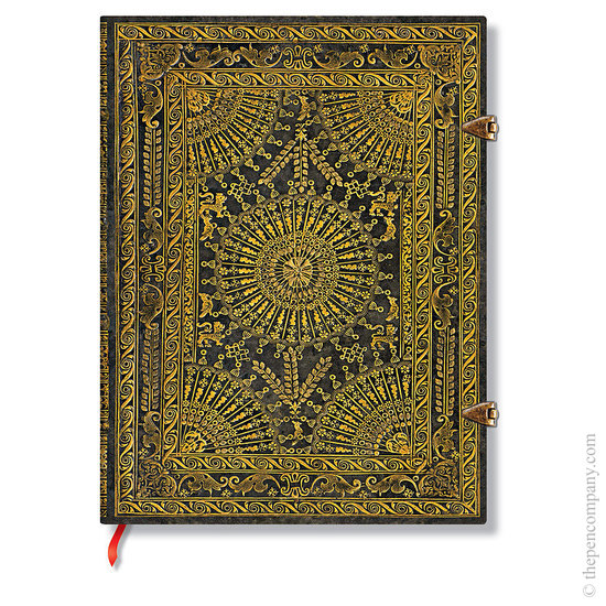 Lined Ultra Paperblanks Baroque Ventaglio Marrone Journal - 1