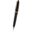 Sailor Standard 1911 Mechanical Pencil Black with Gold Trim - 1