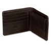 Mywalit Standard Wallet with Coin Pocket Black - 1