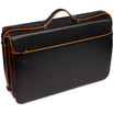 Markiaro Large Briefcase Black - 2