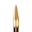Caran d'Ache Varius Chinablack Ballpoint Pen Gold - 3