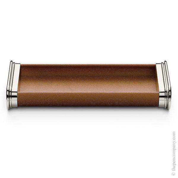 Cognac Graf von Faber-Castell Epsom Pen Tray