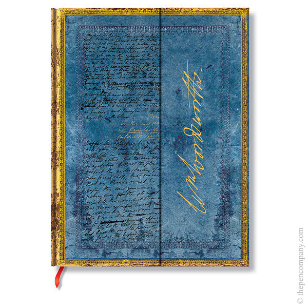Ultra Paperblanks Embellished Manuscripts Journal Wordsworth, Letter Quoting Daffodils Lined