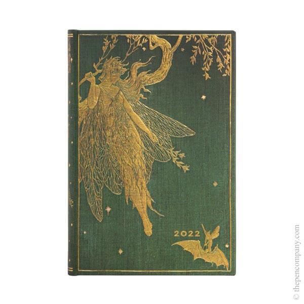 Mini Paperblanks Lang's Fairy Books 2022 Diary 2022 Diary