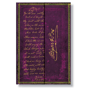 Mini Paperblanks Embellished Manuscripts Poe, Tamerlane Address Book - 1