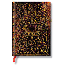 Lined Midi Paperblanks Grolier Ornamentali Journal - 1