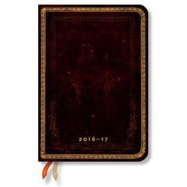 Paperblanks Black Moroccan Midi 2016-17 academic diary - 1
