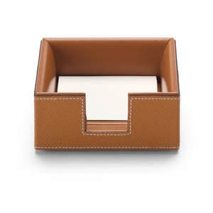 Cognac Graf von Faber-Castell Pure Elegance Notelet Box - 1
