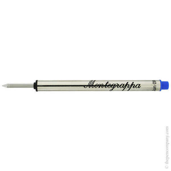 Blue Montegrappa Standard Rollerball Pen Refill Refill
