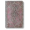 Mini Paperblanks Silver Filigree Blush Pink Address Book - 1