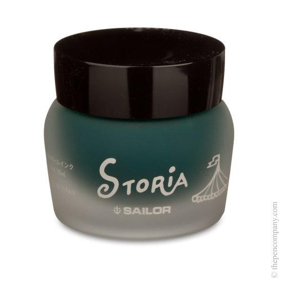 Sailor Storia Balloon Green Pigment Ink - 1