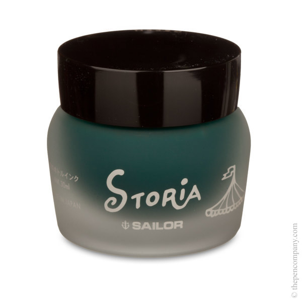 Balloon Sailor Bottled Storia Pigment Ink