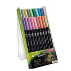 Tombow ABT 18 brush pen set - pastel - 1