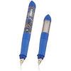 Blue Schneider Base Kid Fountain Pen - Childrens Nib - 4