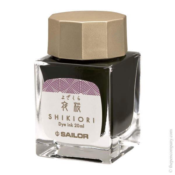 Yozakura Sailor Bottled Shikiori Ink