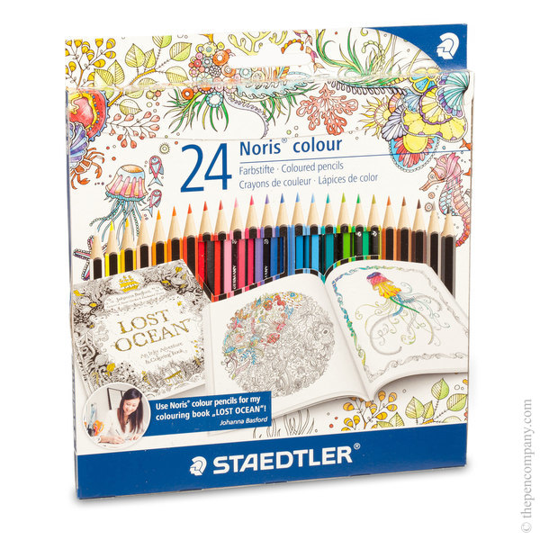Staedtler Noris Colour 24 Colouring Pencil